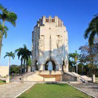 Mausoleum of Jose Marti, Santa Ifigenia Cemetery, Santiago de Cuba, Cuba