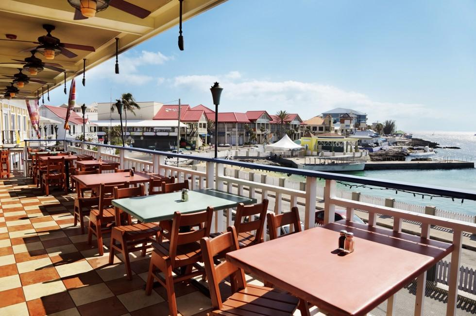 Restaurant, Waterfront, Georgetown, Grand Cayman, Cayman Islands, Caribbean