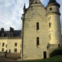 Chateau of Chenonceau in Loire Valley, France