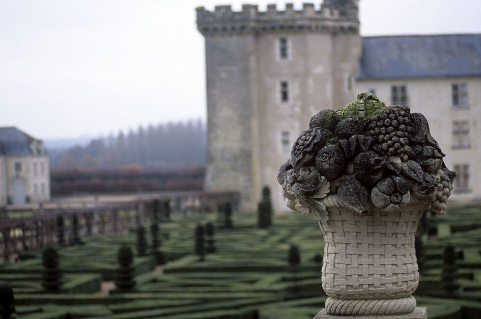 chateau de villandry, loire valley, villandry, france