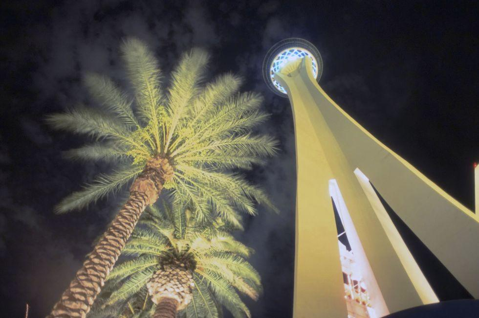 Stratosphere Casino Hotel and Tower, Las Vegas, Nevada