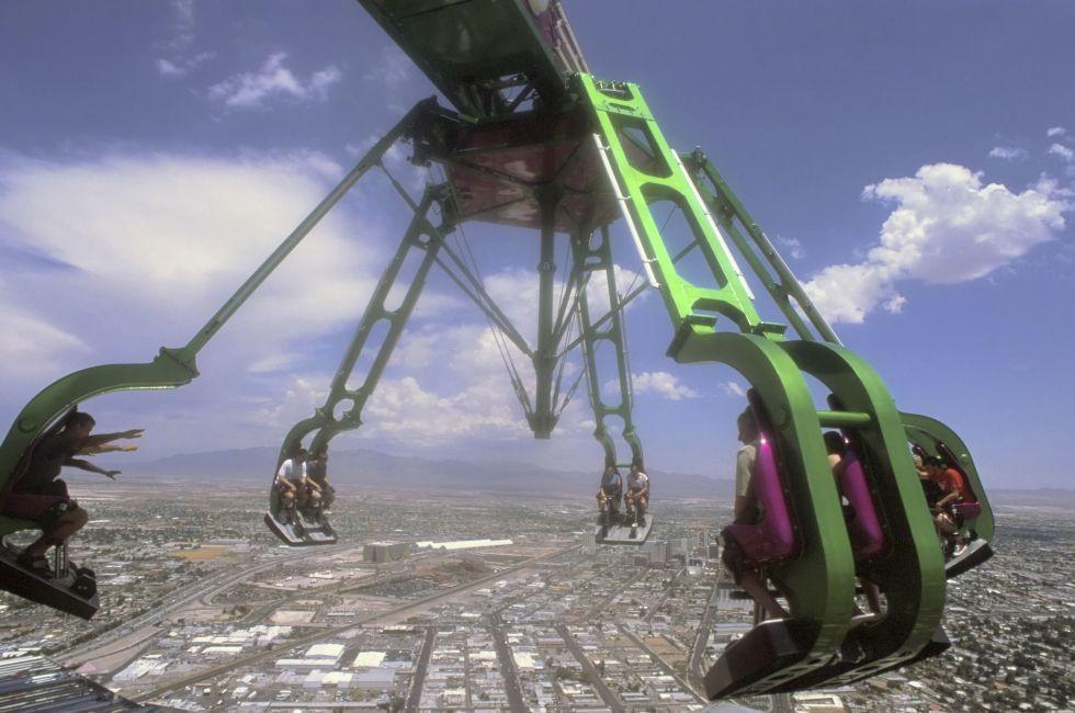 x-stream thrill ride, LAS VEGAS, Nevada
