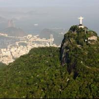 Christ the Redeemer, Sugarloaf Mountain, Rio de Janeiro, Brazil