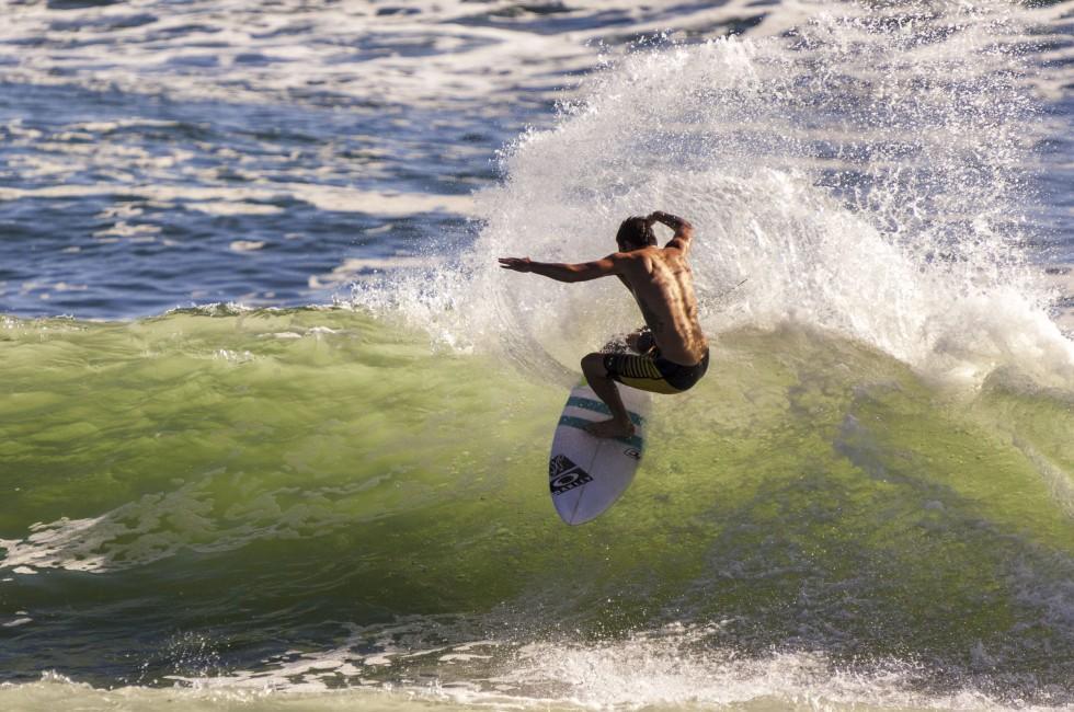 Surfer, Gold Coast, Queensland, Australia