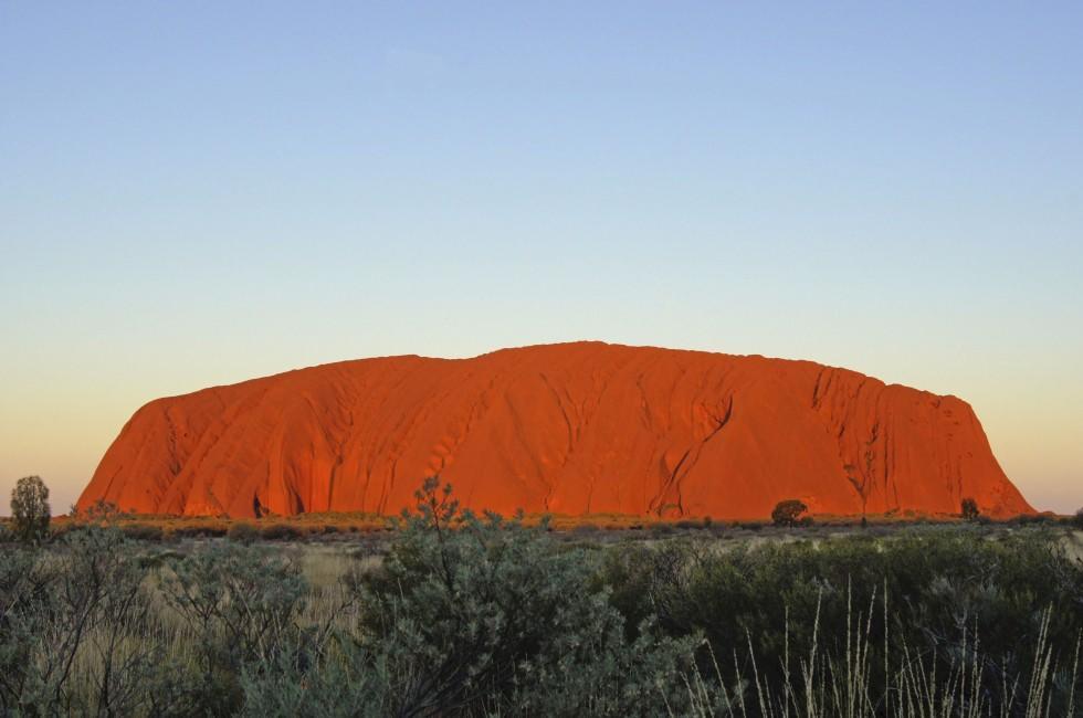 Ayers Rock, Uluru and Kata Tjuta, Australia