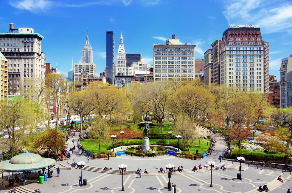 Union Square, New York City, New York, USA