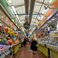 Mercat de Sant Antoni, Market, El Raval, Barcelona, Spain