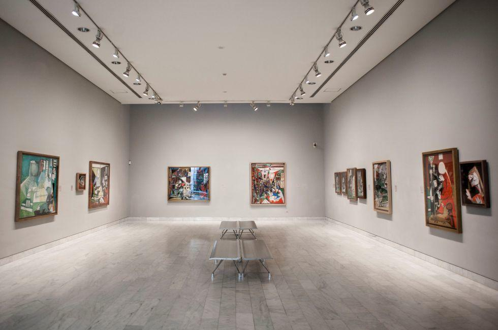 Gallery, Museu Picasso, Barcelona, Spain