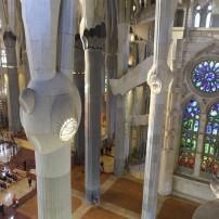 Temple Expiatori de la Sagrada Família, Barcelona, Spain