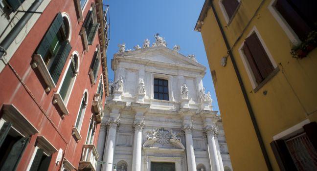 Gesuiti, Cannaregio, Venice, Italy.