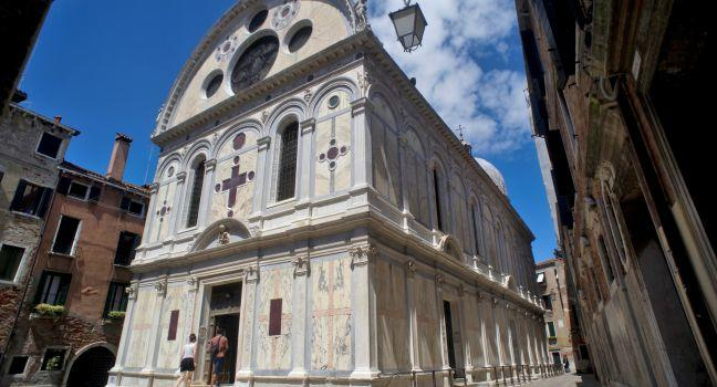 Santa Maria dei Miracoli, Cannaregio, Venice, Italy