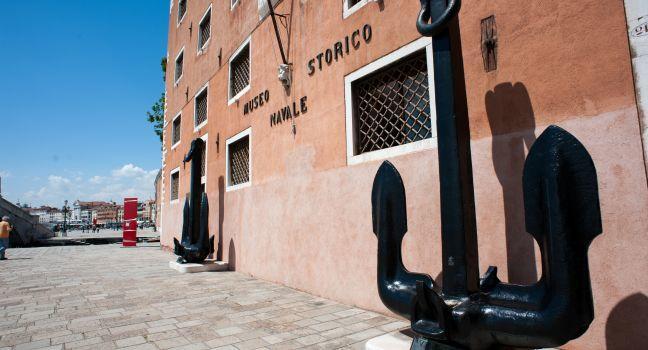 Museo Storico Navale, Castello, Venice