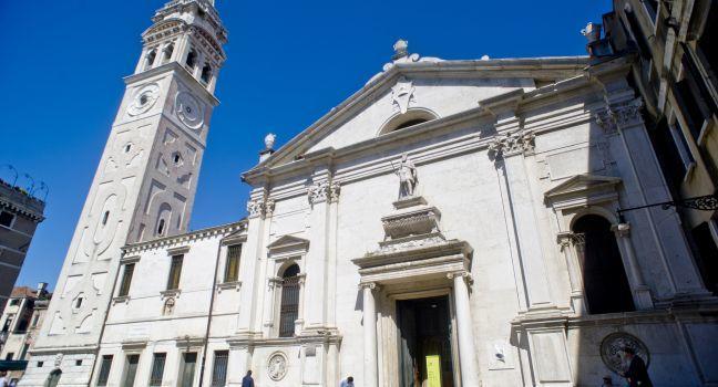 Santa Maria Formosa; Castello, Venice, Italy.