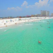 Ocean, Pensacola Beach, Florida