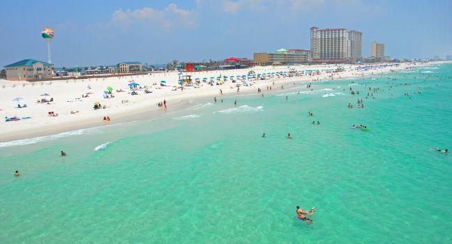 Where is casino beach in pensacola florida hotel and casino joliet il