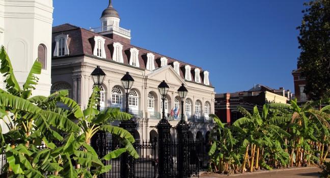 The Presbytère, New Orleans, Louisiana, USA