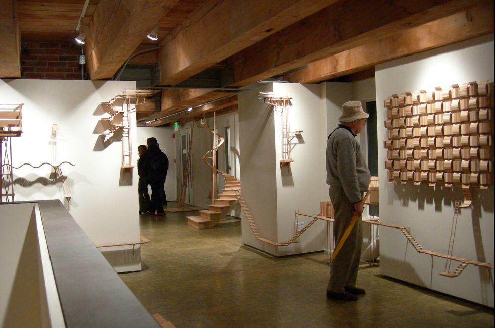 Greg Kucera Gallery, Seattle, Washington, USA