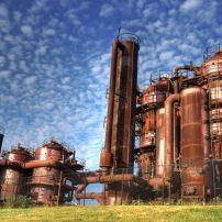 Gas Works Park, Seattle, Washington, USA