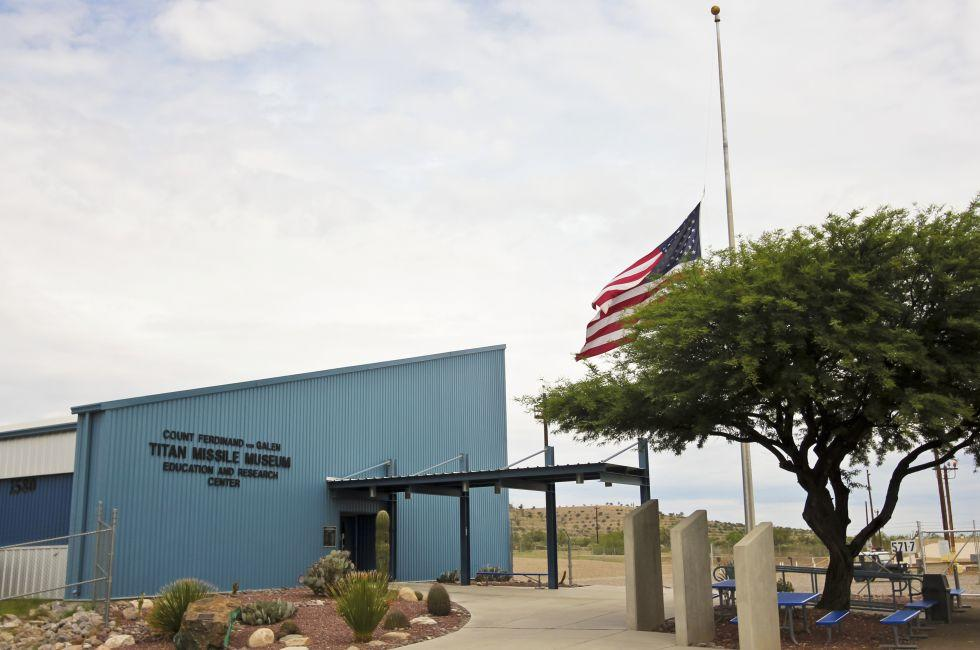 Titan Missile Museum, Sahuarita, Arizona