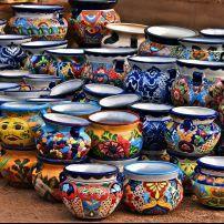 Pottery, Tubac, Arizona