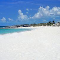 Beach, Great Exuma Island, The Bahamas, Caribbean