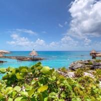 Coastline, Beach, Diving, Punta Brava, Carribbean Coast, Mexico