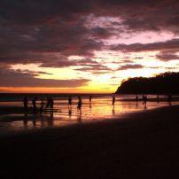 Soccer, Beach, Samara, Costa Rica