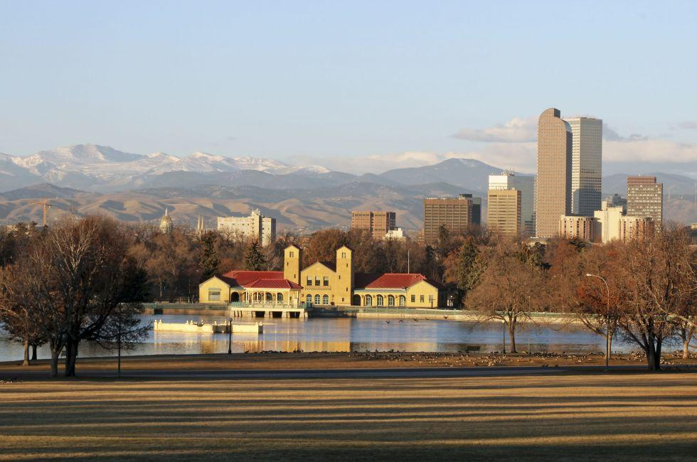 City Park, Denver, Colorado, USA
