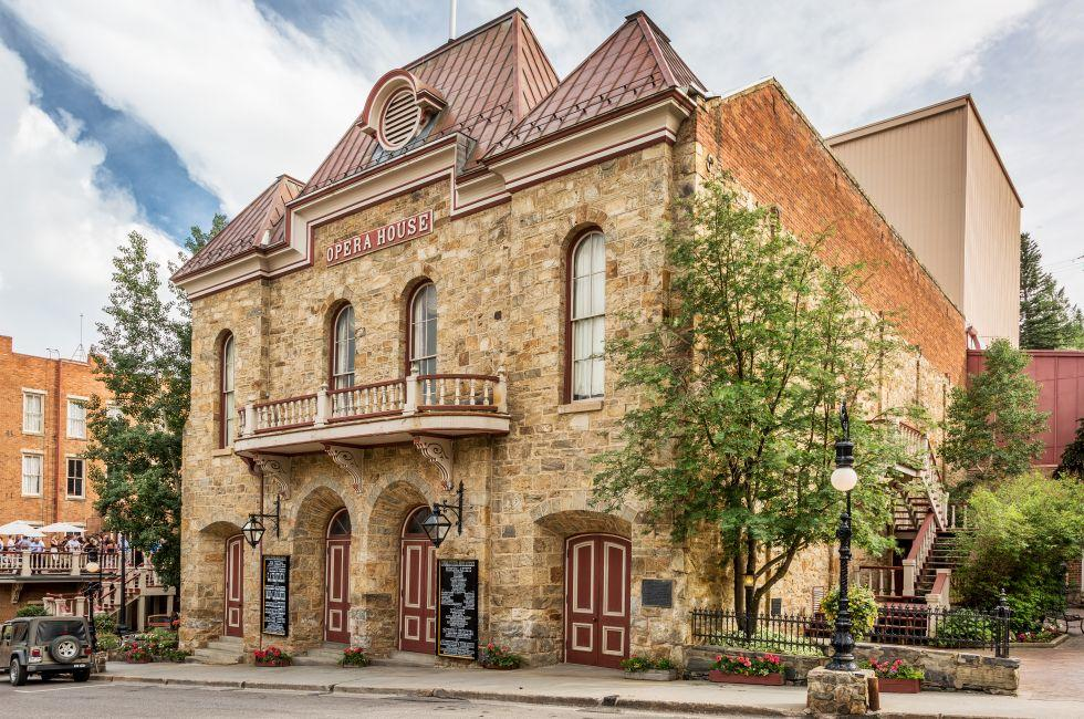 Central City Opera House, Central City, Colorado