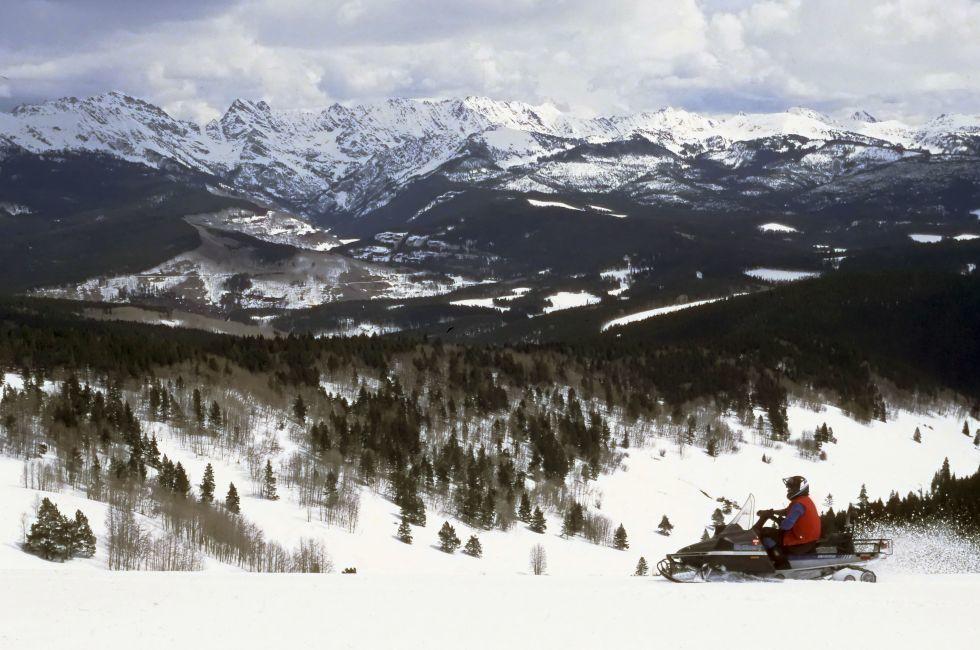 Vail Colorado, Rocky Mountains, Colorado
