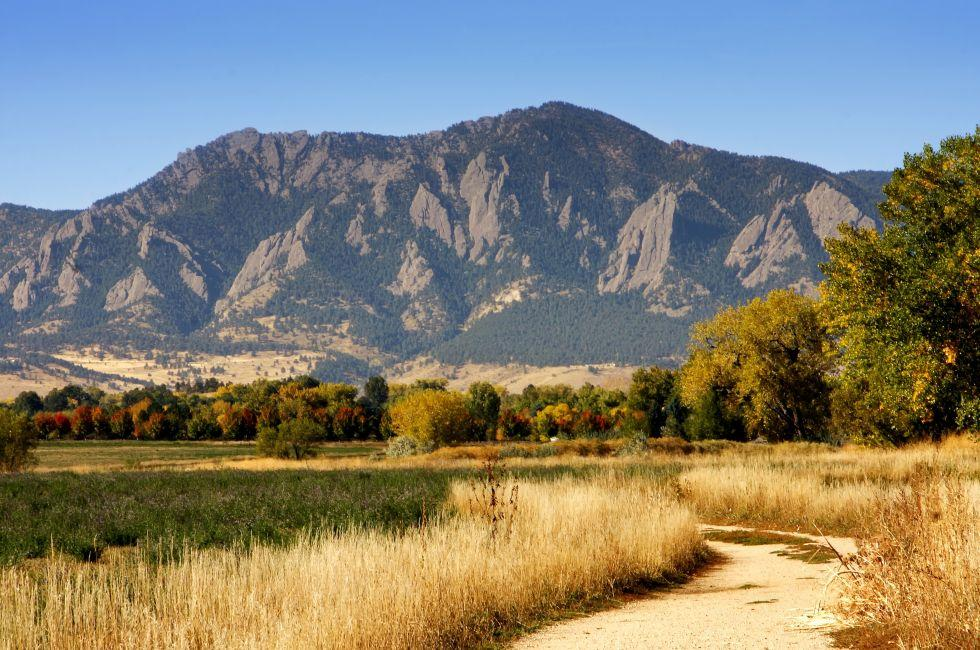 Teller Farm Trail, Boulder, Boulder and North Central Colorado, Colorado, USA, North America