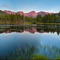 Sprague Lake, Estes Park, Colorado