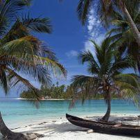 Beach, San Blas, Panama