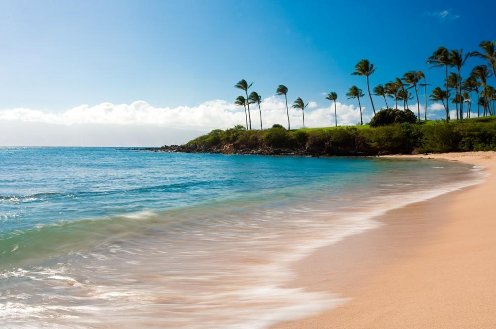 Kapalua Bay Beach, Maui, Hawaii, USA
