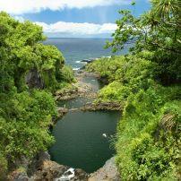 Oheo Gulch, East Maui, Maui, Hawaii, USA