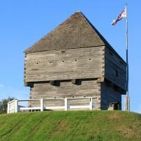 Fort, Fort Howe, Saint John, Canada