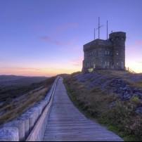 Cabot Tower, St. John's, Newfoundland, Canada
