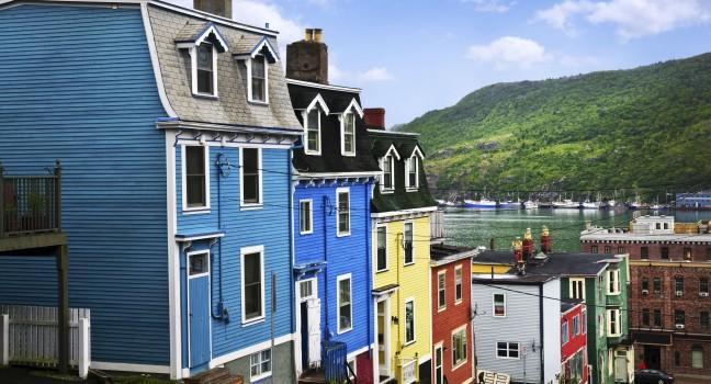 St john 39 s travel guide expert picks for your st john 39 s for Newfoundland houses