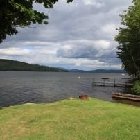 Rangeley Lake, Rangeley, Maine, USA