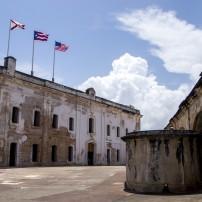 Fort, Castillo San Cristobal, Puerto Rico