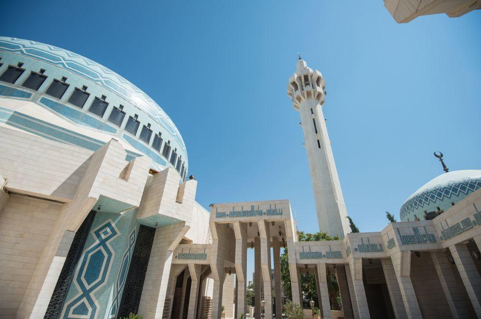 Mosque, Amman, Jordan