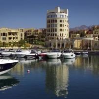 Boats, Dock, Aqaba, Jordan