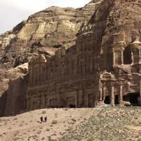 Petra City, Petra, Jordan