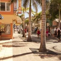 Street, Philipsburg, St. Maarten, Caribbean