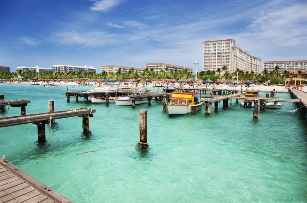 Palm Beach, Aruba, Caribbean