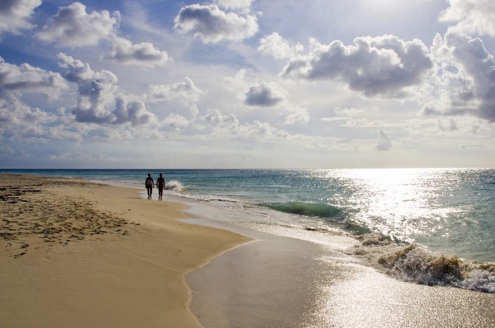 Beach, Eagle Beach, Aruba, Caribbean