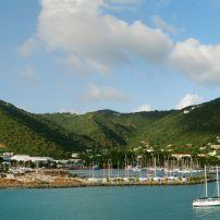 Road Town, Tortola Island, British Virgin Islands, Caribbean