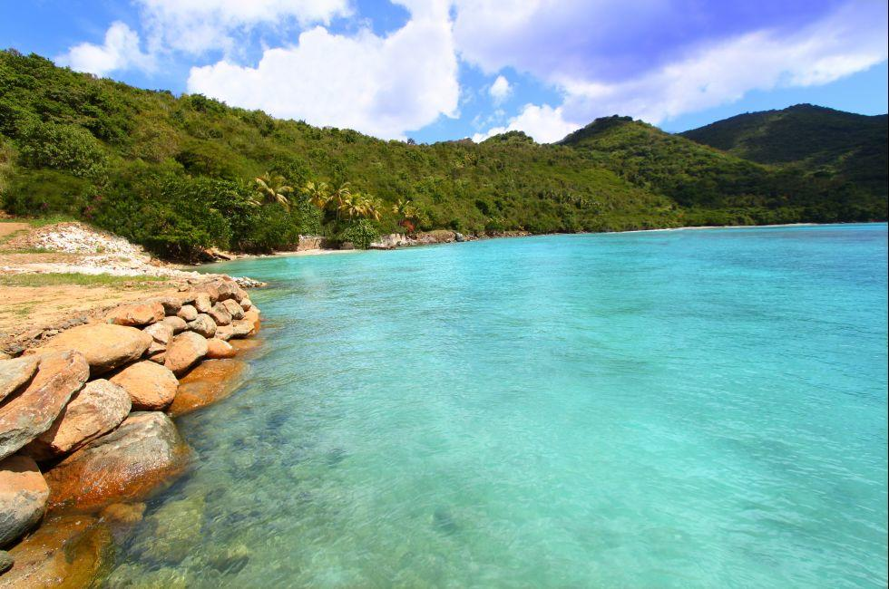 Brewers Bay, Tortola, British Virgin Islands, Caribbean