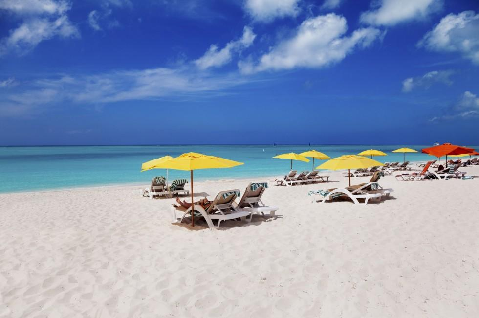 Grace Bay Beach, Turks & Caicos, Caribbean