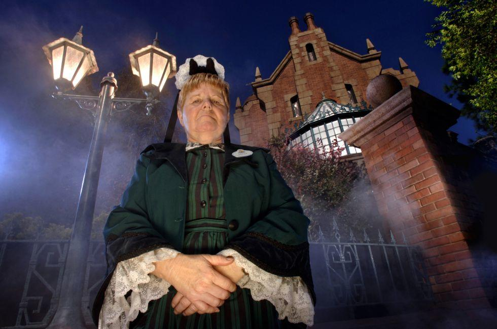 Haunted Mansion, Walt Disney World, Orlando, Florida, USA